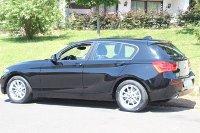 Mietwagen BMW 118 von der Autovermietung Ziegler