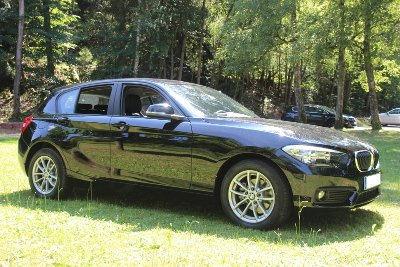 Mietwagen BMW 118 in Horbach