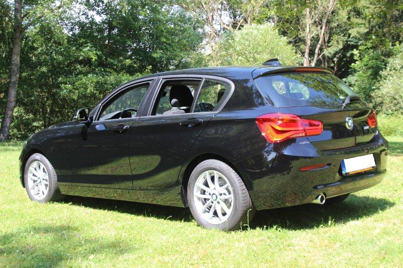Mietwagen BMW 118 Landstuhl