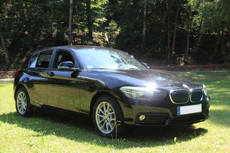 Mietwagen BMW 118 Weselberg