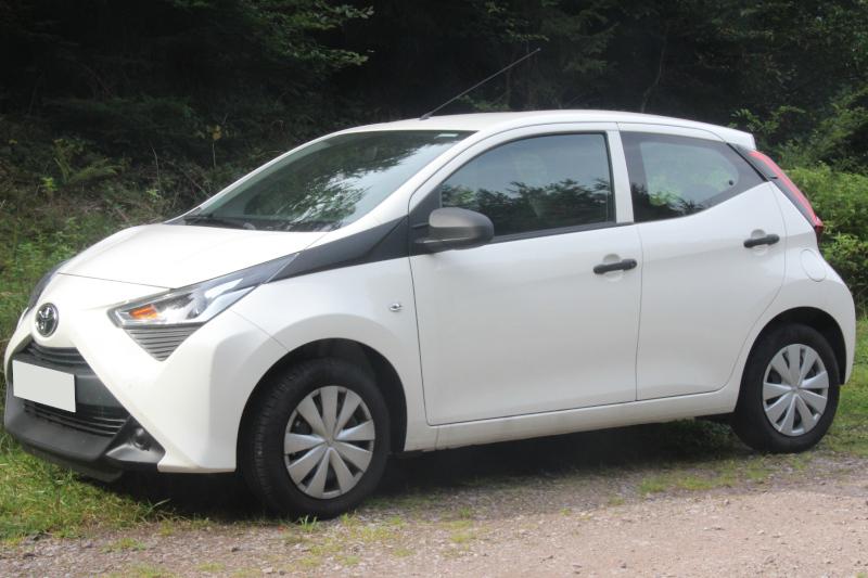 Ein Hyundai i10 in Pirmasens