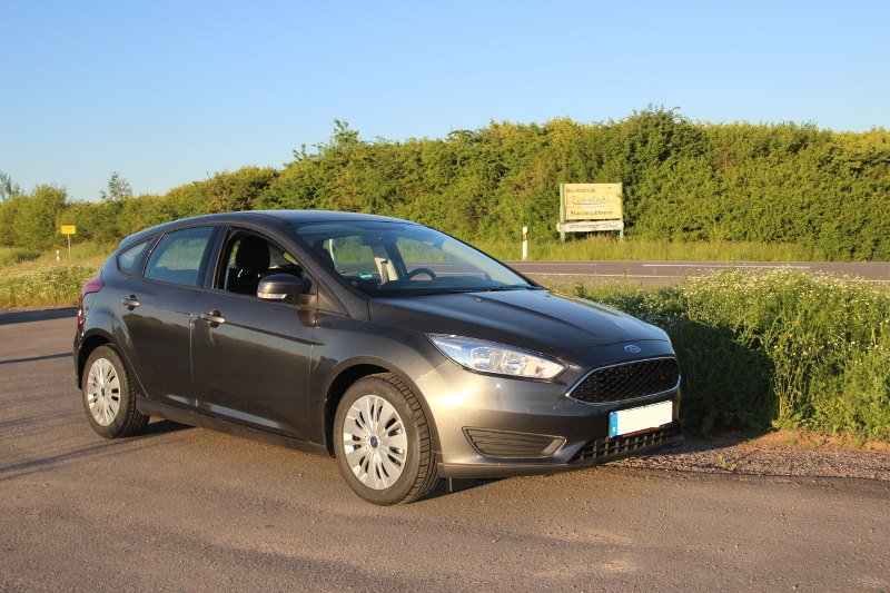 Mietwagen Ford Focus Kindsbach