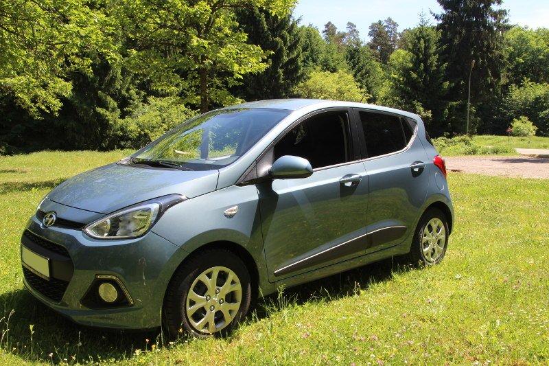 Mietwagen Hyundai i10 in Schopp