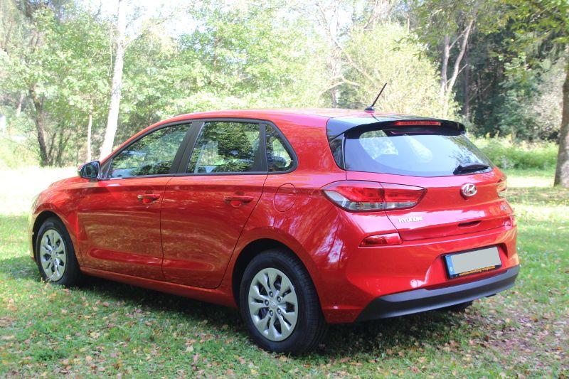 Ein Hyundai i30