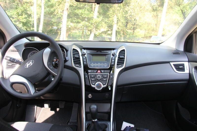 Mietwagen Hyundai i30 Geiselberg