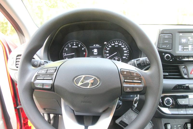 Mietwagen Hyundai i30 Weselberg